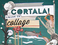 Cortala! Taller de Collage