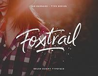 Foxtrail - Typeface