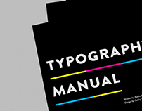 PRINT / Typography Manual