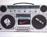 Nike - shoe box
