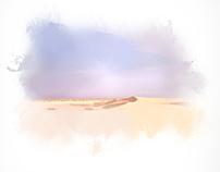 Le Sahara et L'odeur Du Sahara