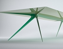 Sepal Table and Chair Set