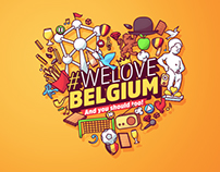 We Love Belgium