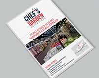 Chef's Garden - Wholesale Food Product Catalogue
