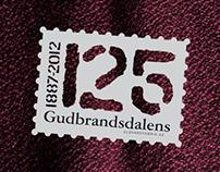 Gudbrandsdalens 125års jubileumsmagasin