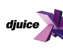 Djuice Pakistan website design