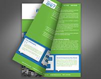 Relief Avenue Brochure