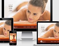 Web Site Clínica Qali