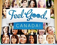 "Vaseline ""Do Good. Feel Good."" Facebook Promo"