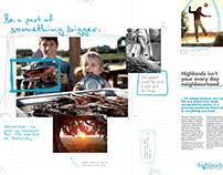 Stockland - Highlands Sales Brochure