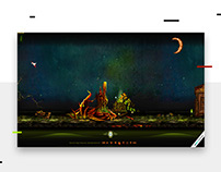 Xizon Creative - Personal Website Design