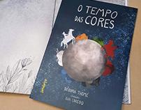 O TEMPO DAS CORES - book