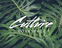 Culture Workspace // Identity