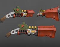 Rocket's Gun