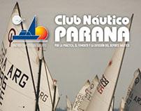 Revista Club Náutico Paraná