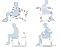 4 in 1 chair