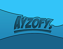 'Ayzofy' Windows 10 Desktop Background.