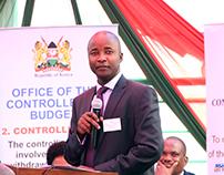 Controler of Budget public participation forum