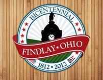 Findlay Bicentennial Logo Submission