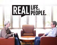 Real Life. Real People.
