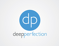 DeepPerfection - Logo Design