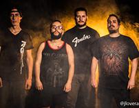 Praise no one - Band photo shoot | Sesión de fotos