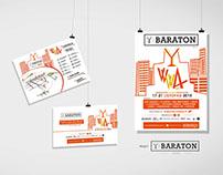 Baraton - Branding Identity