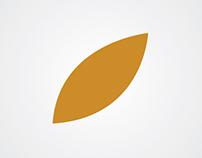 Pomar das Laranjeiras - Logo Design