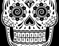 Sugar Skull illustration