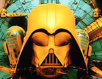 Star Wars fun art