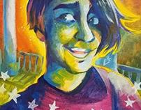 Studio 3 Self Portraits