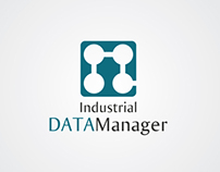 Industrial Data Manager - Logo Design