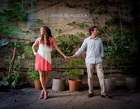 Jorge & Priscila / Engagement Series Buenos Aires