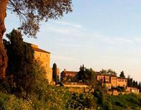 Castelfalfi Resort, Tuscany