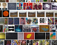 60 Painters:  Catalogue