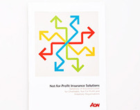 Aon Third Sector Event - Satchel Insert
