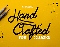 Hand Crafted Font Collection [Free Font Collection]