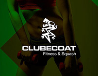 Clube Coat - Fitness & Squash