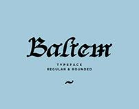 Baliem Typeface