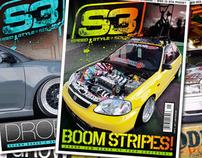 S3 Magazine Covers