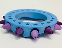 Play-Doh Bangle