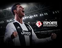 Esporte Interativo - UI Design