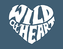 """Wild at Heart"" book cover re-vamp"