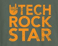 Tech Rock Star T Shirt