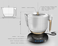 Rooibos Induction Kettle