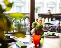 Cucina Eliseo - Food and Interiors