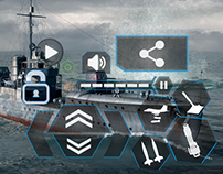 Navy Game UI/HUD