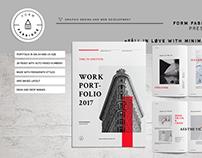 Crimson Minimalism Project Portfolio