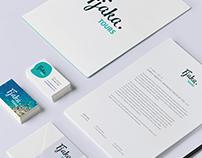 Fjaka Tours - Logo and web Design