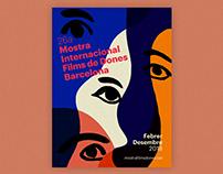 Mostra Internacional Films Dones Barcelona